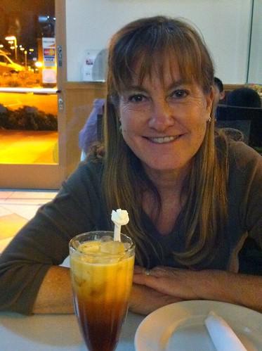 Roberta's Birthday Dinner 2012 001