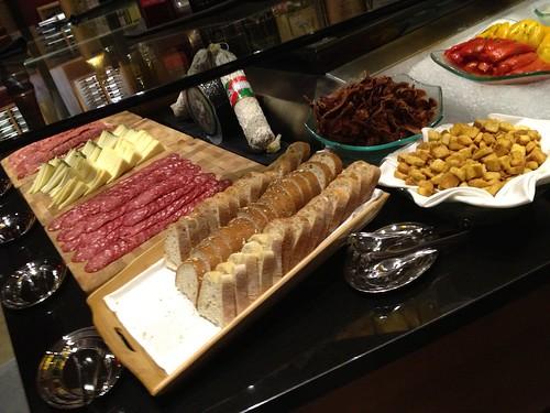 Salad bar - Fogo de Chao