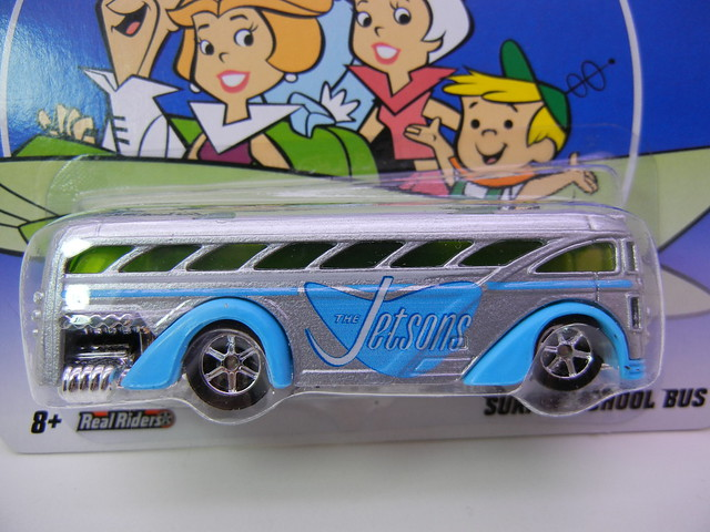 hot wheels hanna barbera nostalgia jetsons surfin' school bus (2)