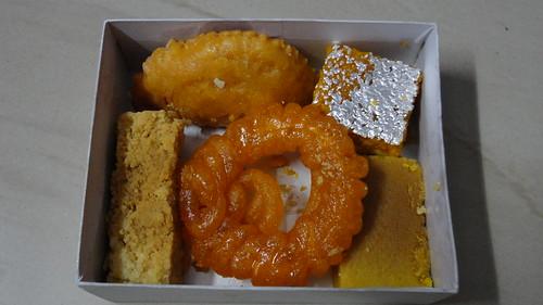 Ugadi sweet box