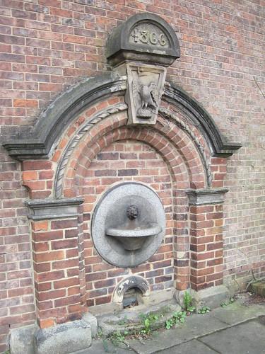 Pease Drinking Fountains, Darlington
