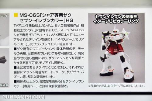 HG 1-144 Zaku 7 Eleven 2011 Limited Edition - Gundam PH  (4)