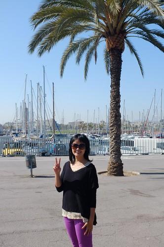 La Barceloneta Beach
