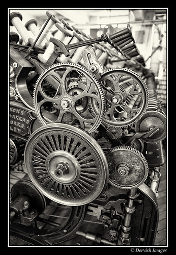 Industrial Revolutions 2 by Dervish Images