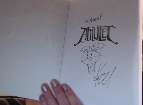 Amulet Signed