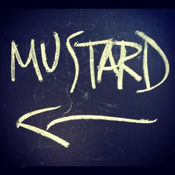 Mustard Festival until 5pm!