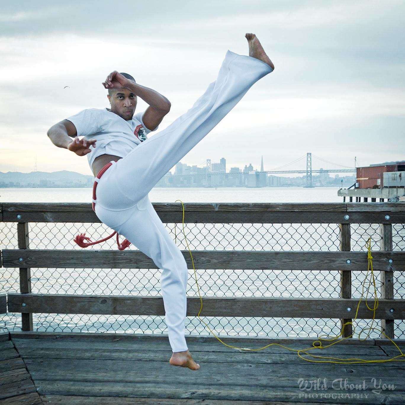 Capoeira Mestre Bimba—Oakland