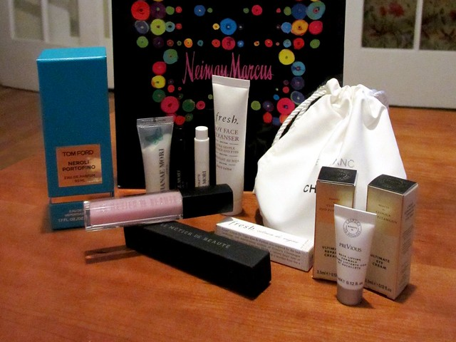 Neiman Marcus Beauty Goodie Bag
