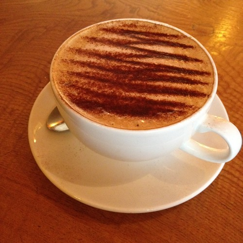 Day 93 of Project 365: Caramel Mocha by cygnoir