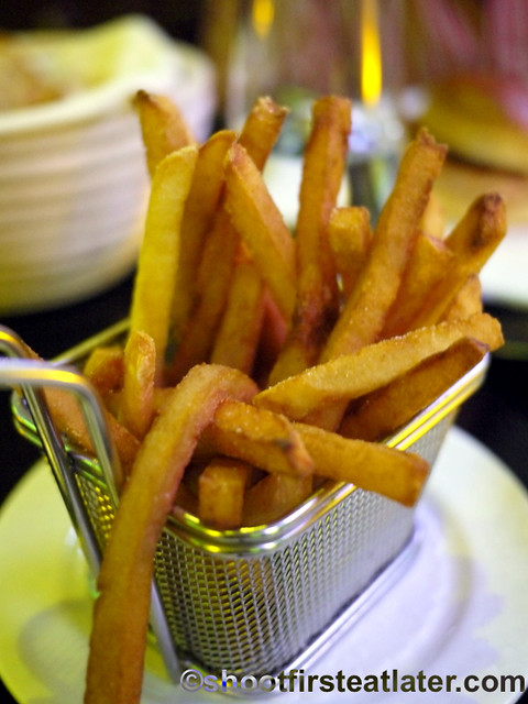 Michel- french fries