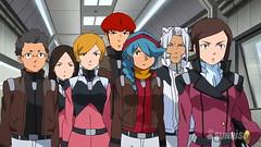 Gundam AGE Episode 21 The Shadow that Awaits  Screenshots Youtube Gundam PH (8)