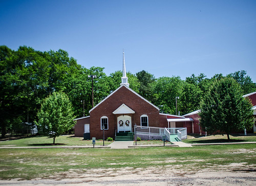 Hulon Church and School