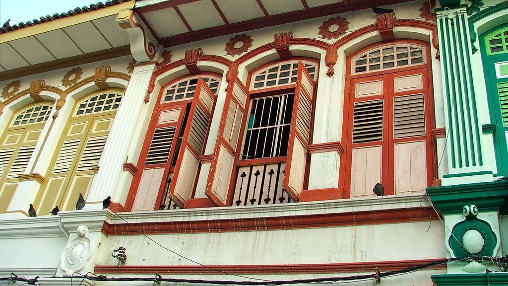 Image result for penang architecture