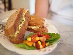 Sandwich, The Orange Thimble, Eng Hoon Street, Tiong Bahru