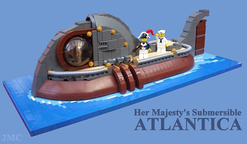Her Majesty's Submersible Atlantica