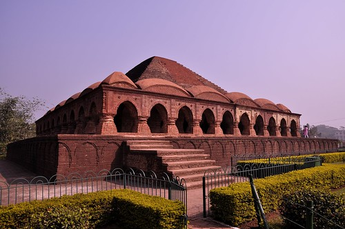 Bishnupur Temples by www.RayPhoto.in