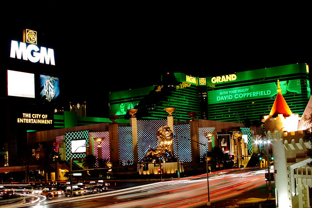 MGM Grand Las Vegas - Home of Crazy Monkey ;-)