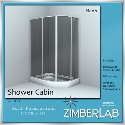 ZimberLab @ The Deck - Shower A
