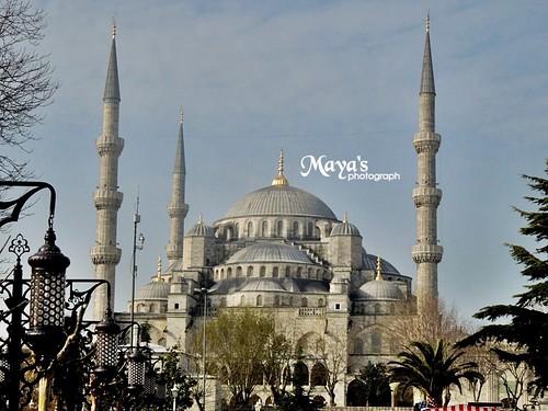 mesjid biru, Istanbul