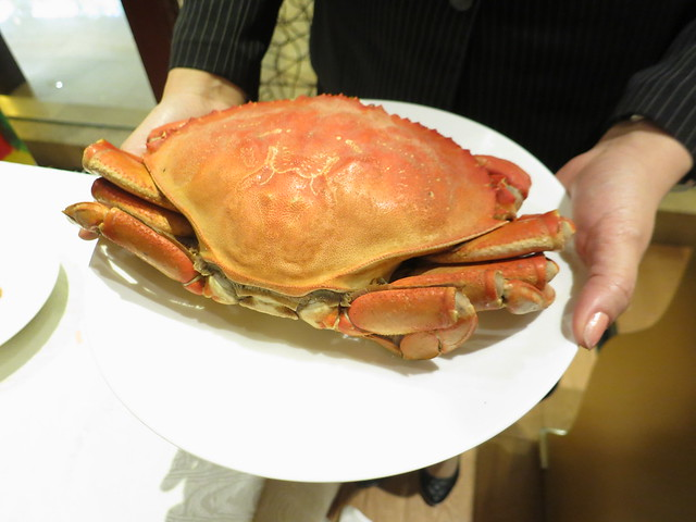 Dungeness crab from Canada