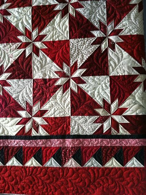 King Size Rag Quilt Pattern