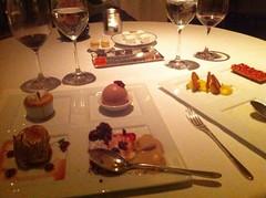 So much dessert!
