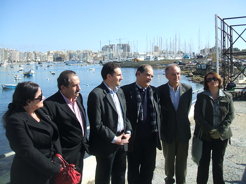 Gżira press conference