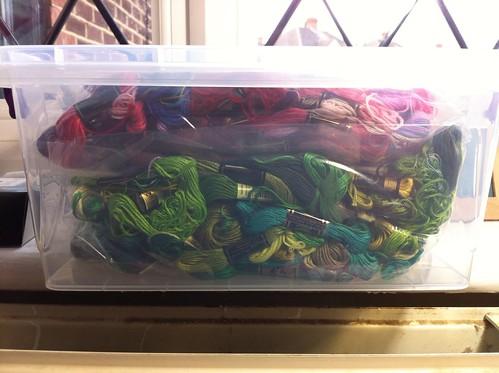 365:51 Floss sorting