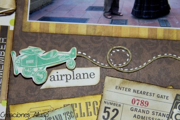 detalle avion