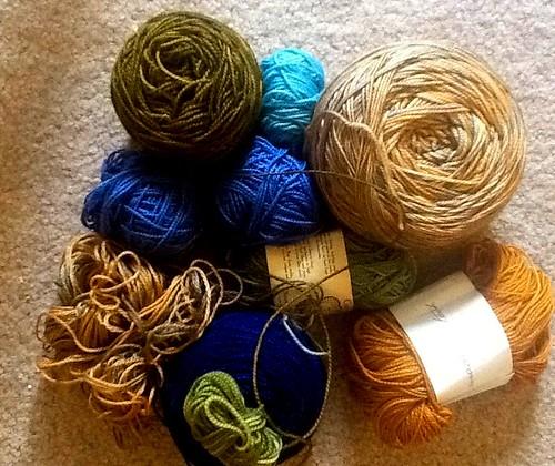 Grand plage yarn