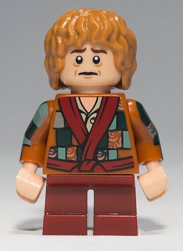 REVIEW LEGO 5002130 Polybag Good Morning Bilbo Baggins