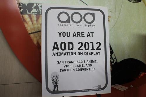 Animation on Display 2012