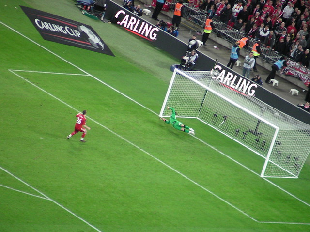 Carling Cup Final 2012-Cardiff City v Liverpool