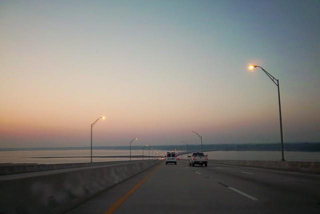 Jacksonville at sunrise