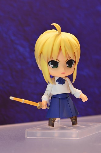 Nendoroid Saber: Casual Clothes version - Super Movable Edition (Fate/stay Night)