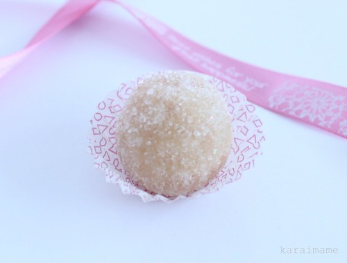 Beijinho de coco - Coconut