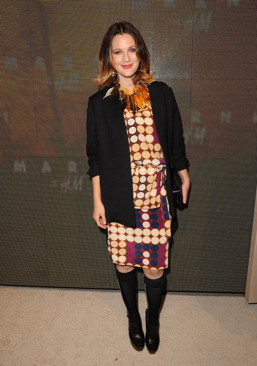 drew barrymore_wearing marni at hm