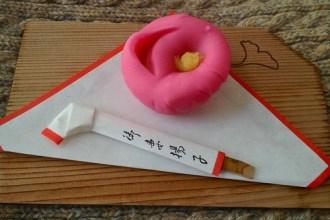 主菓子が美味し〜い!