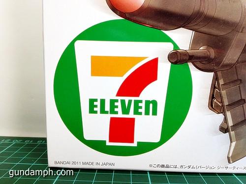 HG 144 2011 7 Eleven RX-78-2 Ver G30th (8)