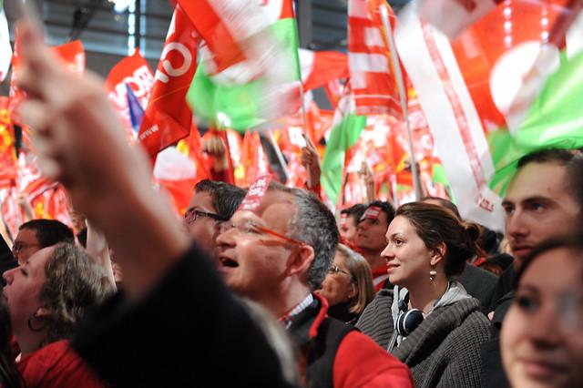 Mélenchon, dernier meeting de campagne