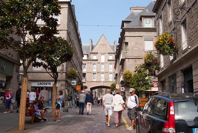 Calle de Saint Malo