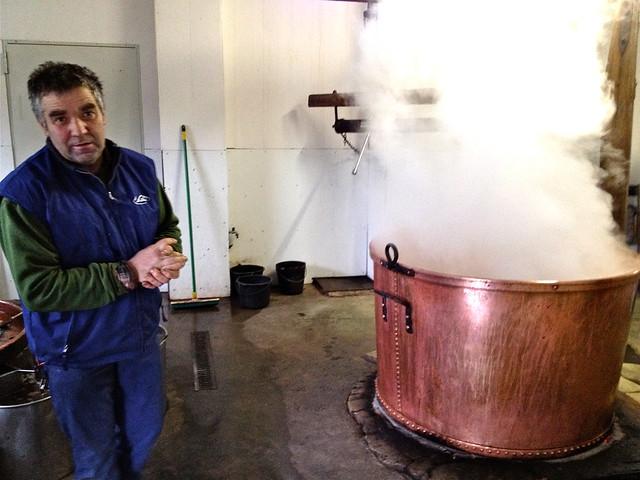 Eugène Wiertz: één van de laatste makers van Limburgse appel- en perenstroop