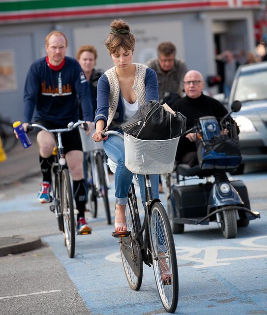 Copenhagen Bikehaven by Mellbin - Bike Cycle Bicycle - 2011 - 3667
