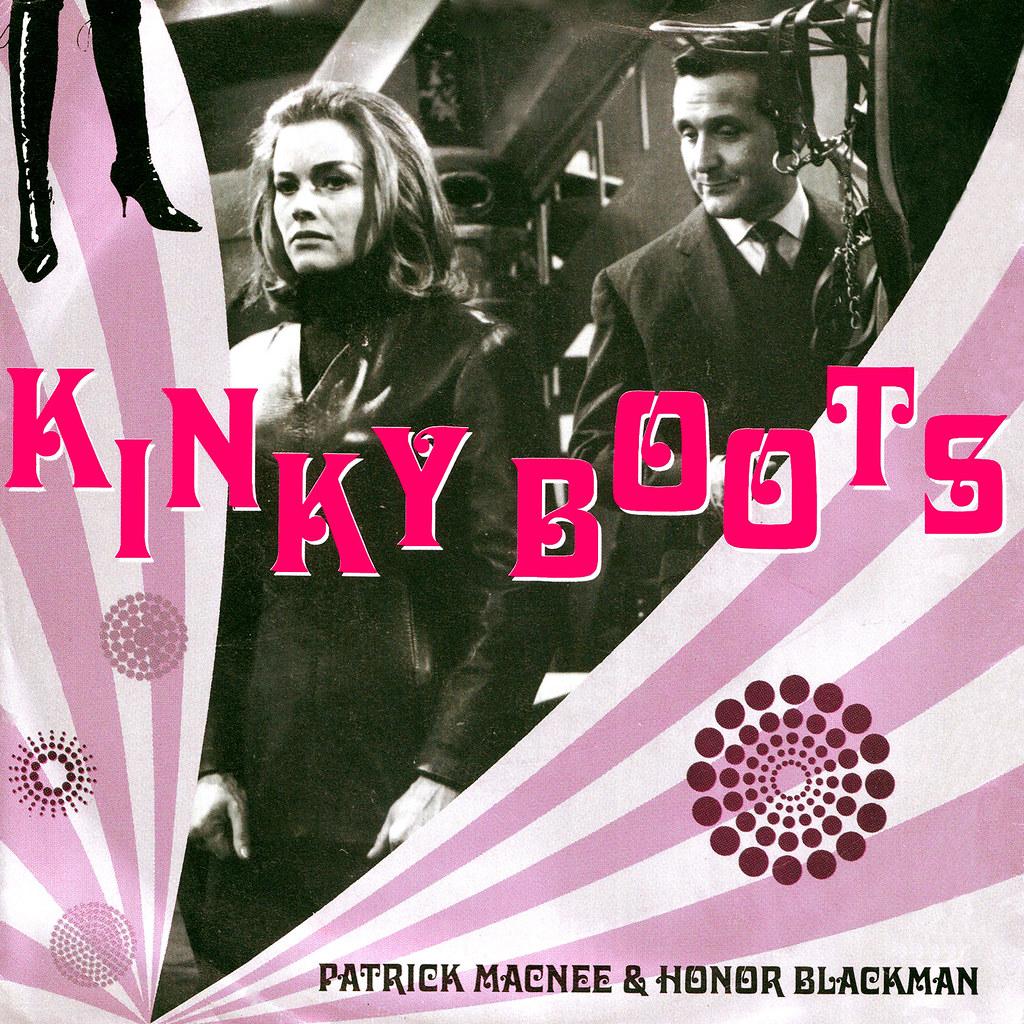 Patrick MacNee & Honor Blackman - Kinky Boots