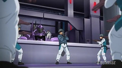 Gundam AGE 2 Episode 23 The Suspicious Colony Youtube Gundam PH (44)