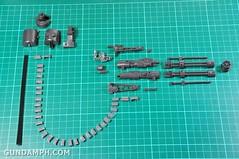 MG 1-100 Gundam HeavyArms EW Unboxing OOTB Review (56)