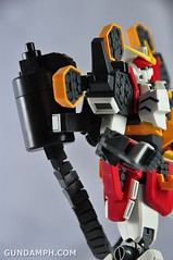 MG 1-100 Gundam HeavyArms EW Unboxing OOTB Review (94)