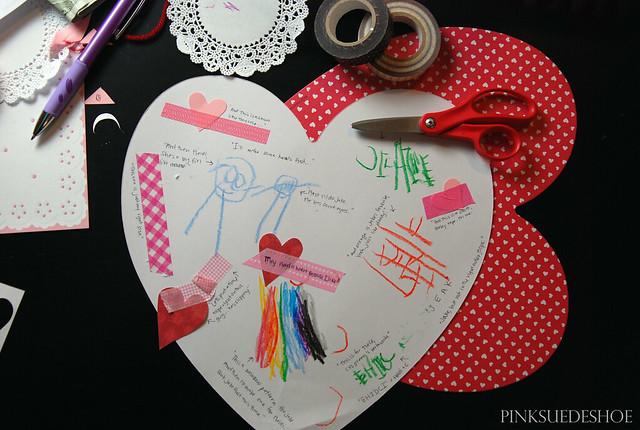 J+H Valentine