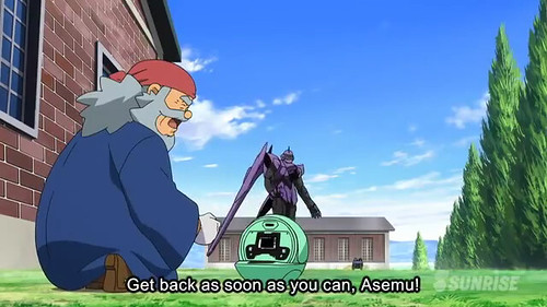 Gundam AGE Episode 17  Friendship and Love and Mobile Suits Youtube Gundam PH (7)