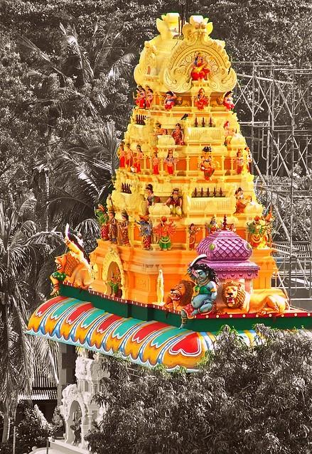 Hindu temple, Tanjong Bungah